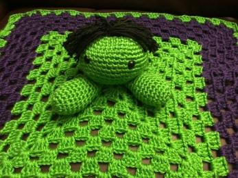 Hulk Snuggler