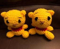 Pooh Chibis