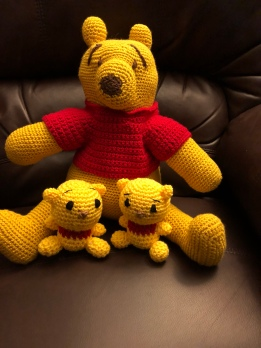 Winnie the Poohs
